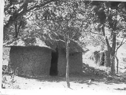 My house in Chief Kalaba's Village